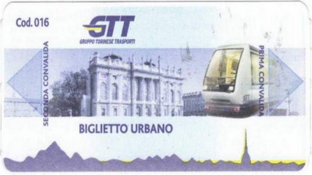 Турин Повышение цены на проезд. Сколько стоит билет на автобус, метро в Турине