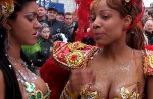 Карнавал в Турине 2009 Carnevale Torino