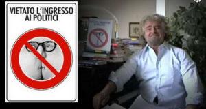 Итальянский сапожник запретил вход политикам в свою мастерскую