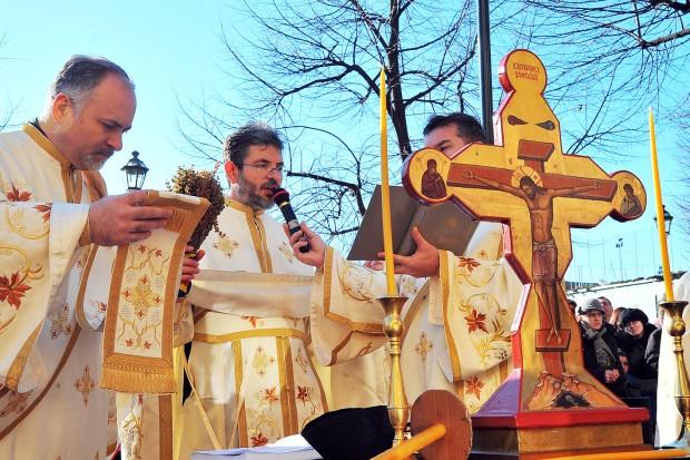 Православное Рождество Италия Турин