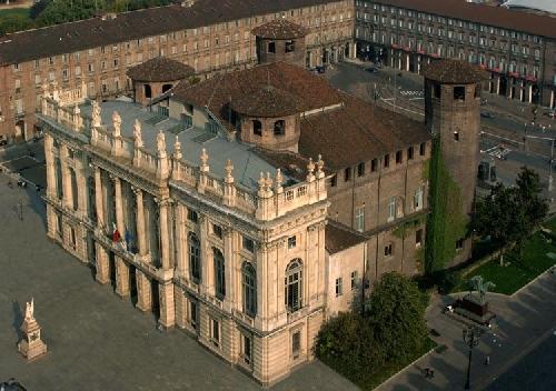 Дворец Мадама всердце Турина палаццо Мадама
