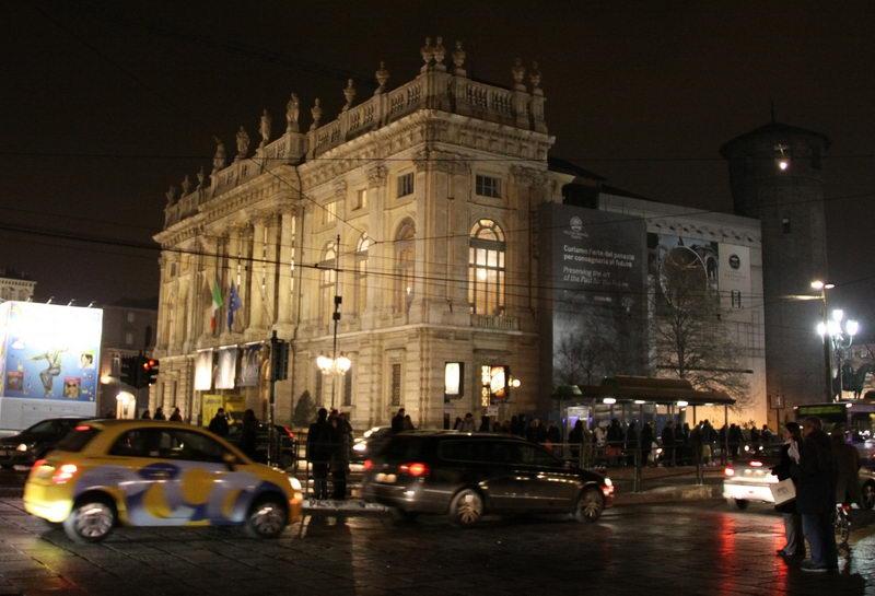 История дворца Мадамы Кристины в Турине