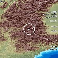 Жители Пьемонта обеспокоены землятресением