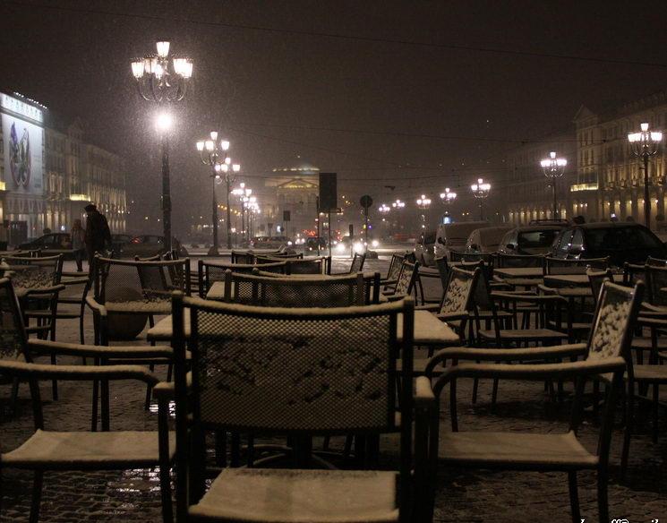 Где выпить вечером в Турине