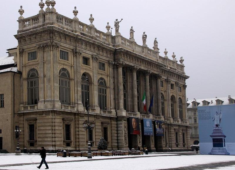 Замки и дворцы Турина