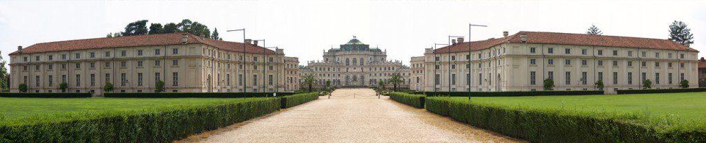 Лучшие замки и дворцы Пьемонта Турин Ступиниджи