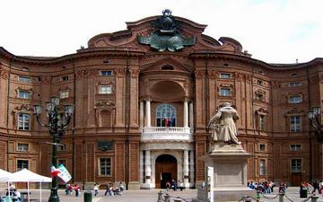 В этом дворце образовалась Италия в 1861 году