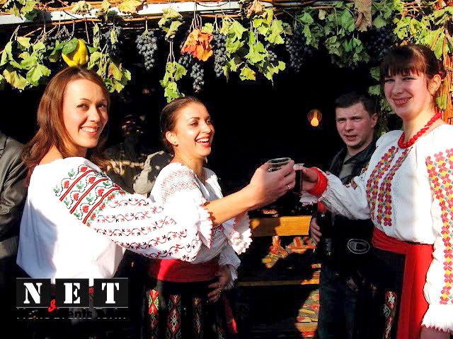 Молдавия Кишинев праздник вина