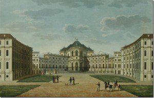 История королевских замков в Италии пьемонт Турин