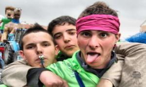 Итальянские карнавалы в Риволи