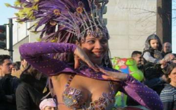 Карнавалы Италии Турин