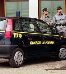 Ciechi falsi Torino guardia di finanza Torino