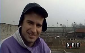Молдавский нелегальный эмигрант в Италии
