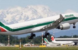 Россия увеличила авиарейсы в Италию