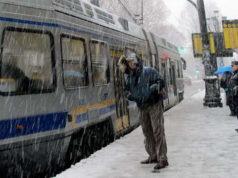 Погода Италия Турин Снегопад в Турине