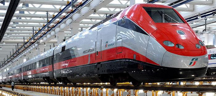 Красная стрела поезд Италия Турин Милан Как добраться до Турина