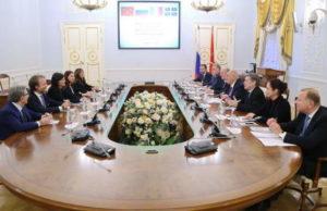 Партнерство между Турином и Санкт-Петербургом