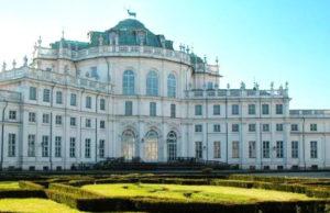 Охотничий замок Ступиниджи Турин, дворец савойских монархов