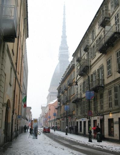 News Events Turin Новости События Турин снег