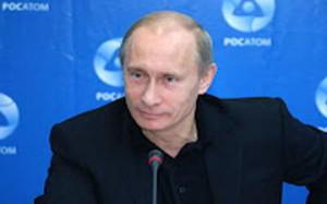 Путин говорит о Монти