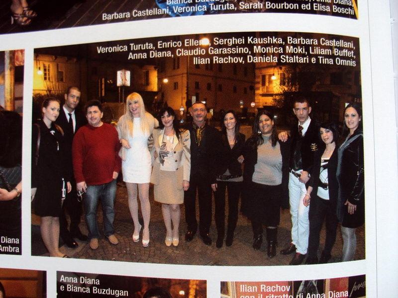 Notizie Eventi Torino Magazine News Events Turin video показывают на Sky TV в Италии