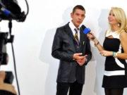 News Events Turin video показывают на Sky TV в Италии