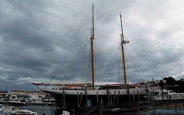 barca san remo foto