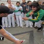Бразильская капоэйра Италия Турин  Foto Video.
