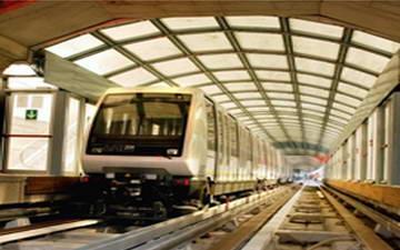 Новая ветка метро в Турине.
