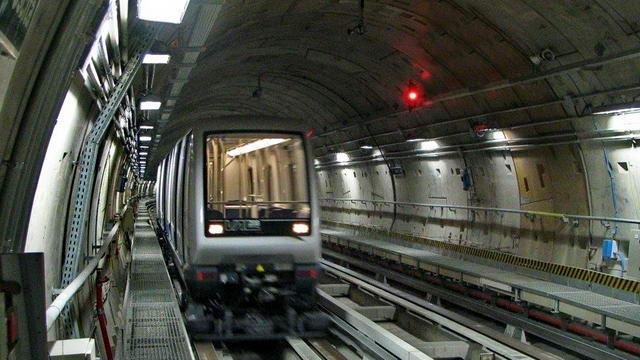 Новая ветка метро в Турине