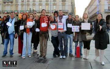 Free Hugs Италия бесплатные объятия