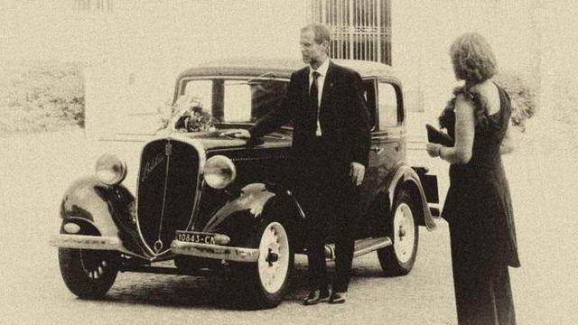 Старинные итальянские автомобили и не только - фотогалерея