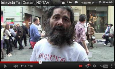 Turi Voccaro Cordaro NO TAV