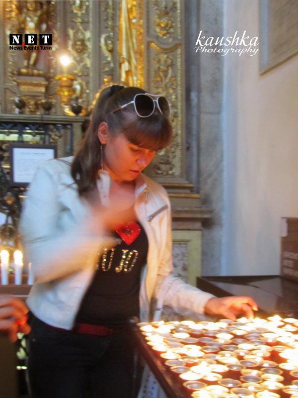 Гид в собор Ивана Крестителя в Турине Италия