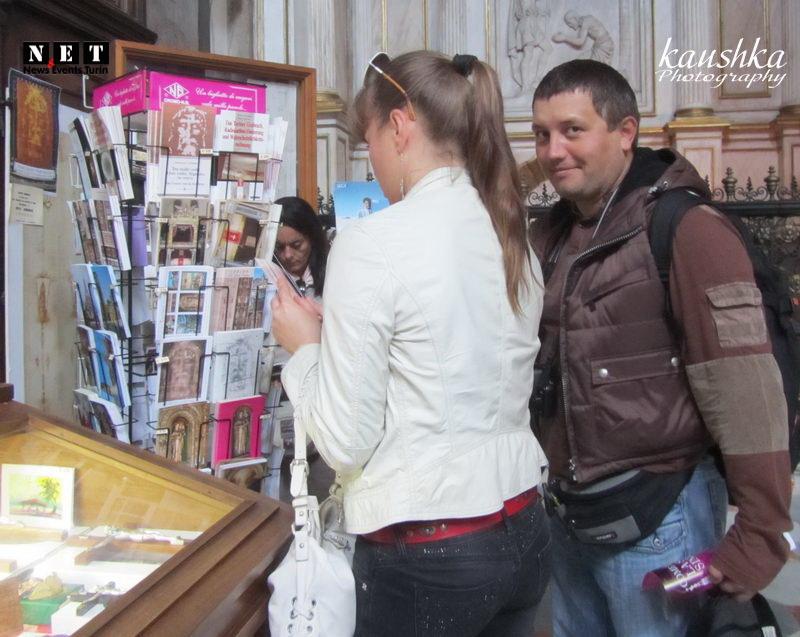 Гид в Турине Италия