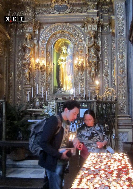 Гид в Собор Ивана Крестителя в Турине