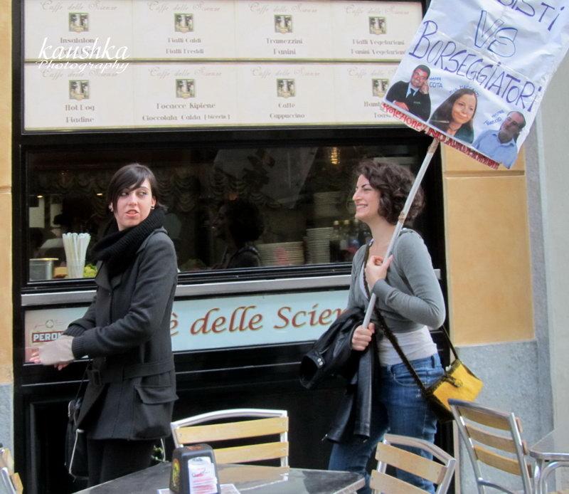 В Турине бастует скорая помощь в основном молодые специалисты