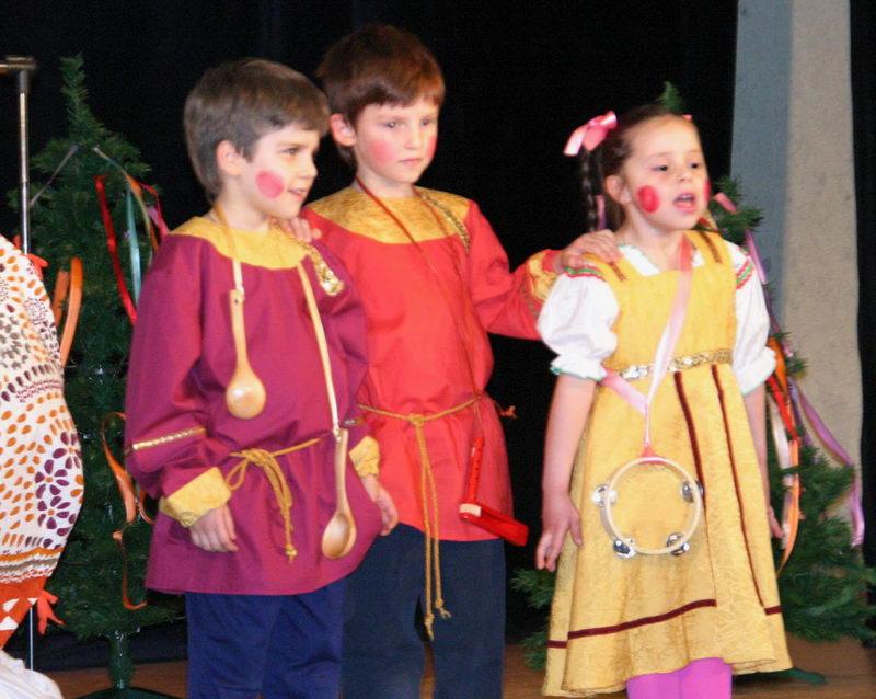 Международный фестиваль русской культуры Россия- источник вдохновения.