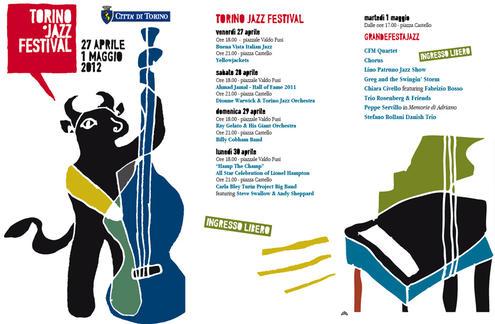 Джаз Фестиваль в Турине 2014