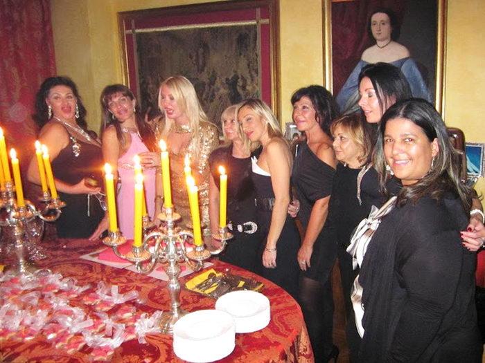 Торты в Турине и Пьемонте Италии