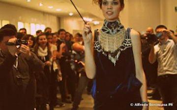 Показы моды в Италии Турине