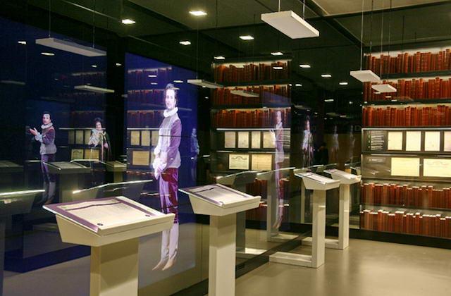 Итальянский музей истории экономии итальянцев открылся в Турине.