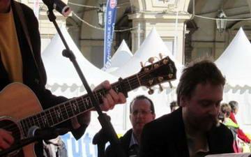 музыка на площади сан карло