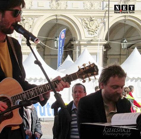 Классическая музыка на площади Сан Карло