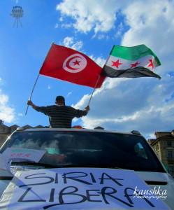 Сирийские радикалы Италия Турин
