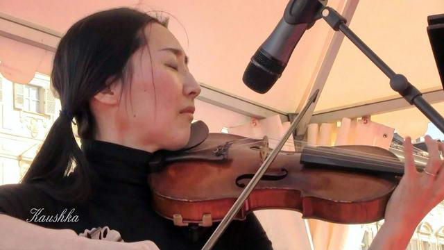 Скрипка и пианино расскажут вам о Турине