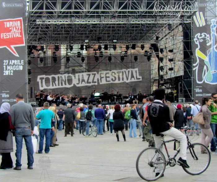 Torino Jazz Festival - Фестиваль Джаза в Италии Турине
