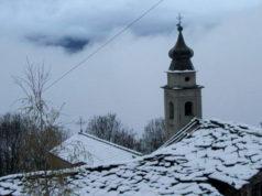 Заброшенная деревушка на вершине Альп - Последняя точка Черной магии