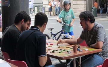Игры в Италии Турин день игр