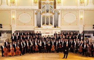 Симфонический оркестр из Санкт Петербурга в Турине - Фото и видео